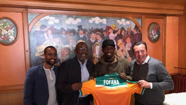 Кот д'Ивоар убеди двама френски младежи да играят за тях