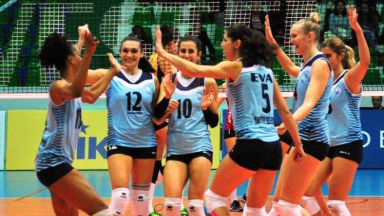 Ева Янева и Деси Николова завършиха с победи в първия плейаутен турнир в Турция