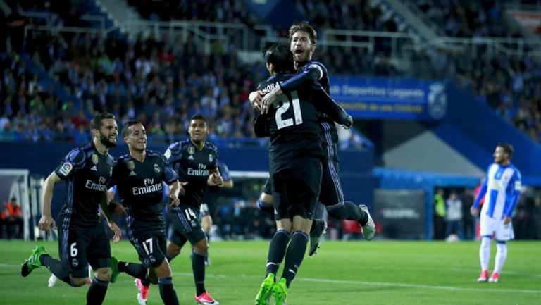 """Резервите на Реал Мадрид изпълниха мисията на """"Бутарке"""" (видео + галерия)"""