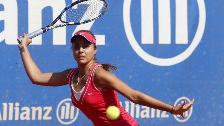 Томова на 1/4-финал в Истанбул