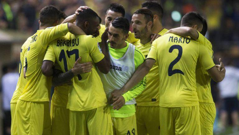 """""""Жълтата подводница"""" изплува на 4 точки пред Атлетик Билбао"""