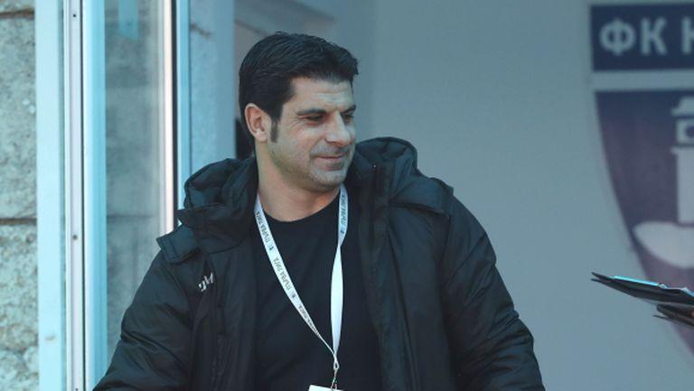 Гонзо: Не ми е шеста загуба! Това е нов ЦСКА, не казвам какъв е и откъде е дошъл