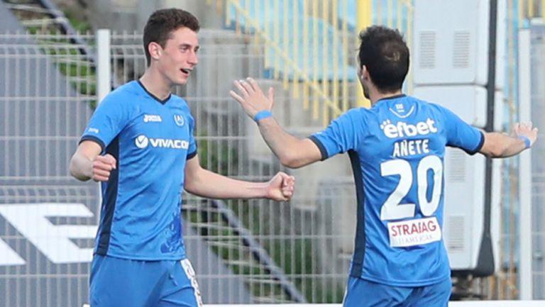 Краев вече е голмайстор номер едно в Левски