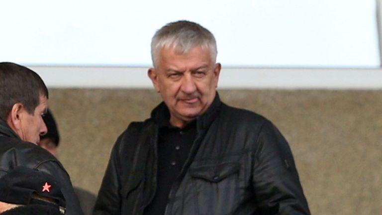 Крушарски мисли за оттегляне от футбола