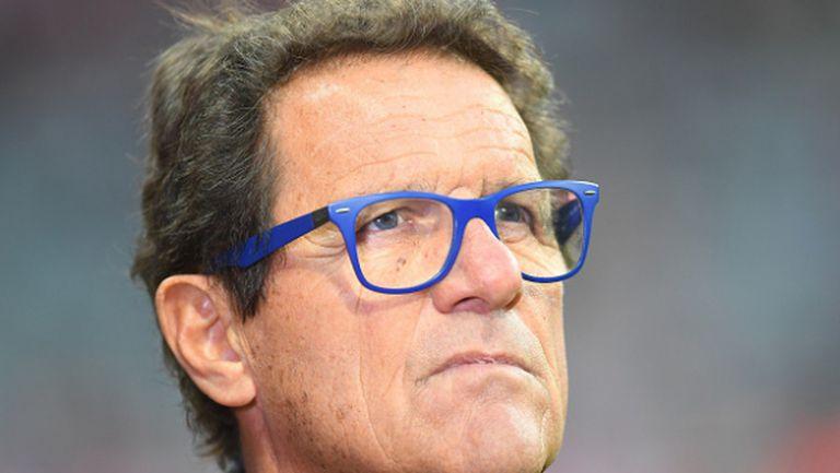 Капело: Не съм сигурен, че Милан е продаден на правилните хора