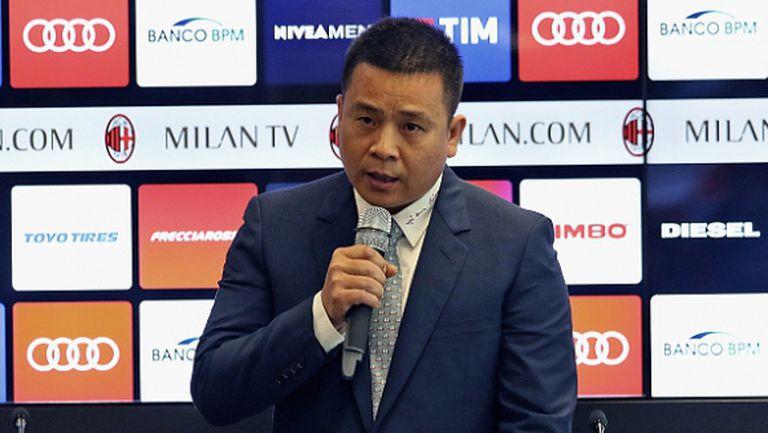 Новият бос на Милан: Знаем, че феновете очакват завръщане на върха в Европа