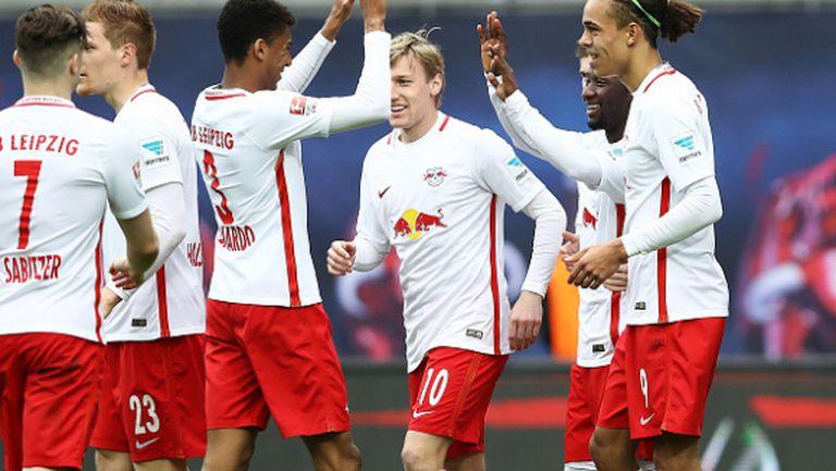 Лайпциг ще си сътрудничи с клубове от Китай и Южна Америка