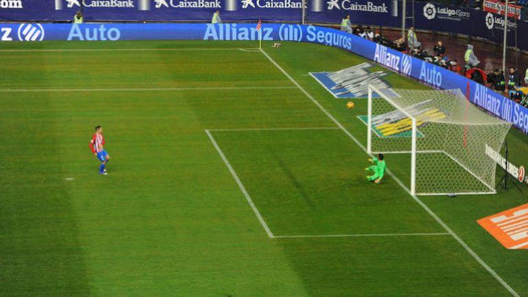 Атлетико Мадрид с 6 поредни пропуснати дузпи в Ла Лига