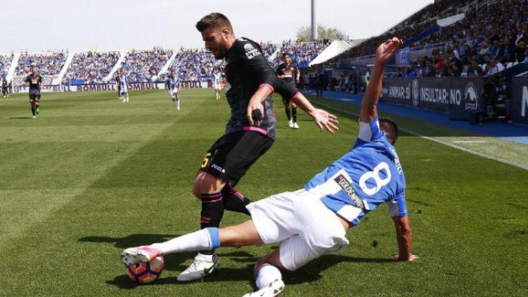 Еспаньол изкопчи победата в 90-ата минута (видео)