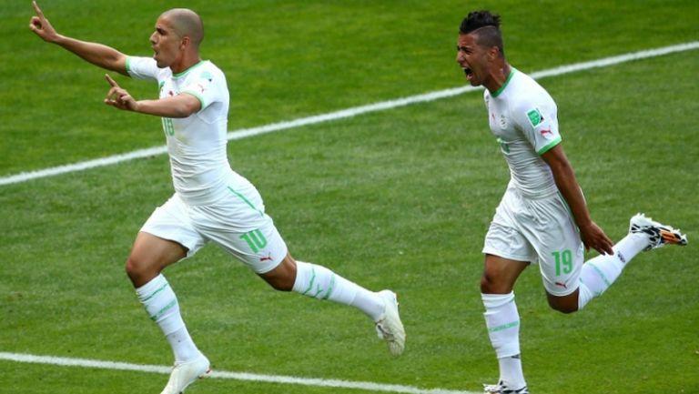"""Алжирец вкара в стил """"Трифон"""""""