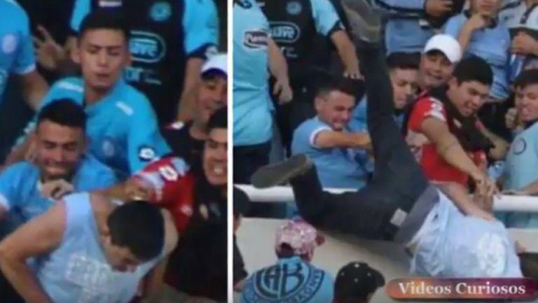Фен на Белграно лежи в кома след опит за убийство на дербито в Кордоба (видео)