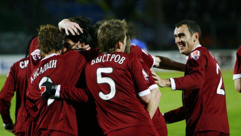 Рубин - Динамо (Москва) 4:1