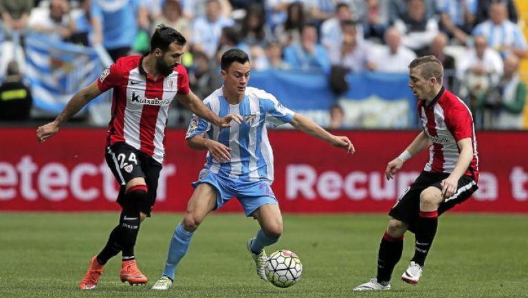 Малага - Атлетик Билбао 0:1