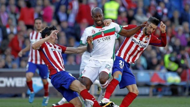 Aтлетико (Мадрид) - Гранада 3:0