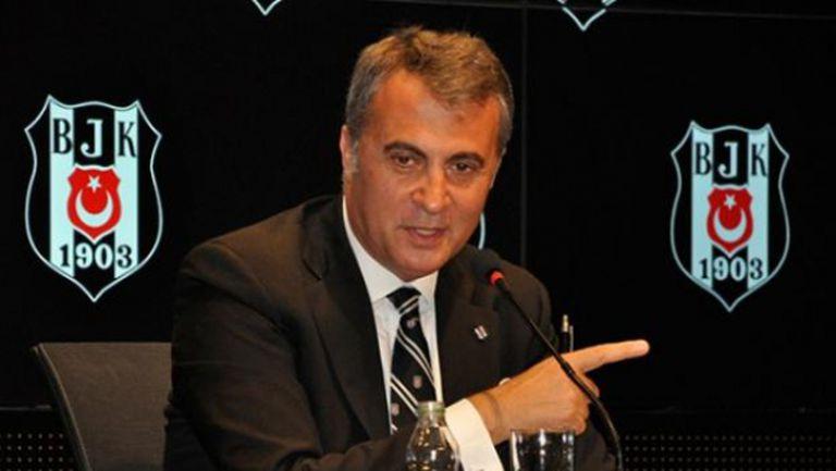 В Бешикташ бесни от наказанието на УЕФА
