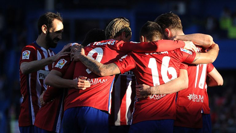 Атлетик Билбао - Атлетико (Мадрид) 0:1