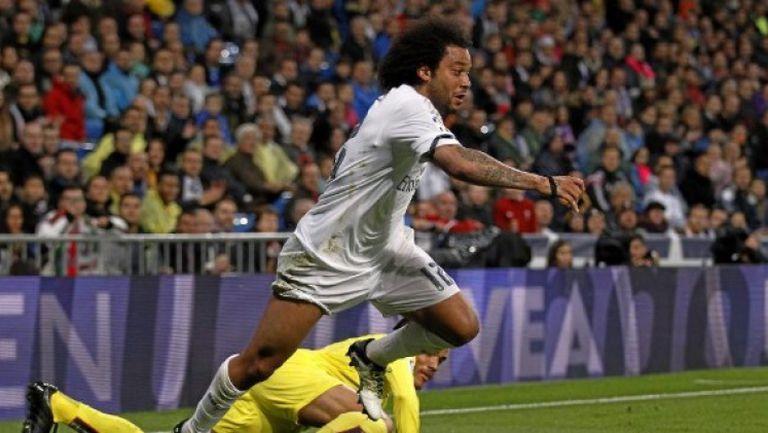 Реал (Мадрид) - Виляреал 3:0