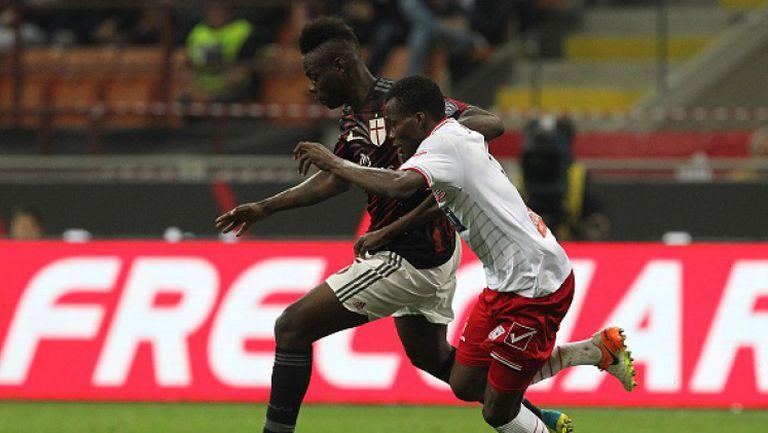 Милан - Карпи 0:0