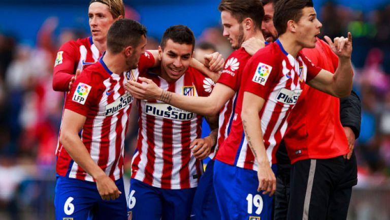Атлетико Мадрид - Малага 1:0