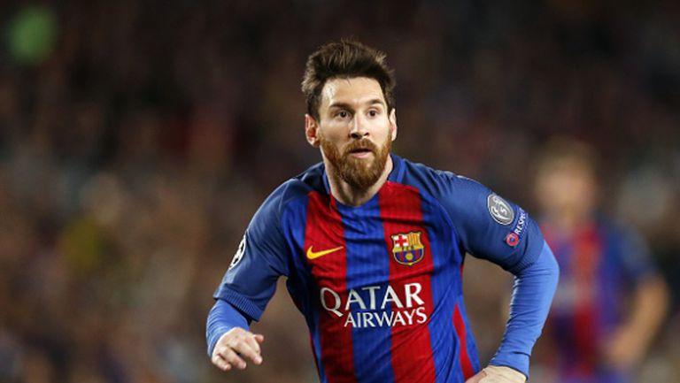 Роналдиньо за Меси: Лео е велик човек и футболист