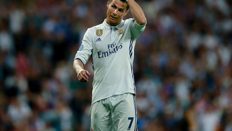 Роналдо: Хората, които ме обичат, не се съмняват в мен