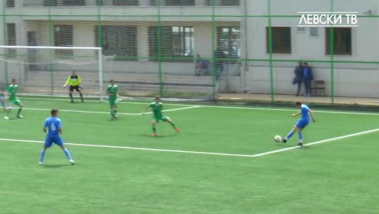 Левски  (U14) - Лудогорец  (U14) 5:0