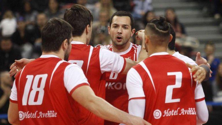 Нефтохимик грабна купата на България по волейбол