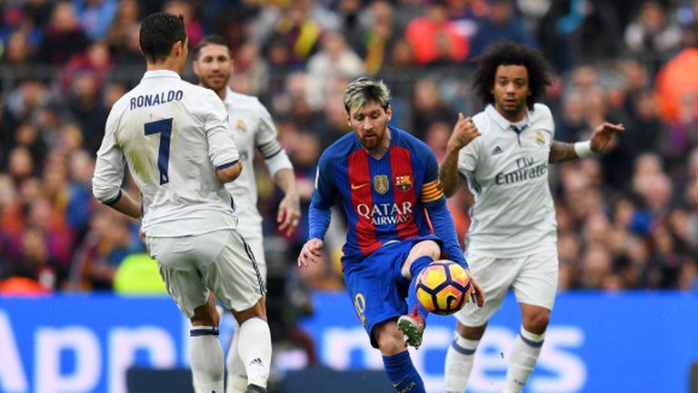 Помните ли откога Меси няма гол срещу Реал Мадрид?