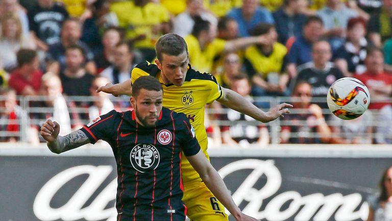 Айнтрахт (Франкфурт) - Борусия (Дортмунд) 1:0