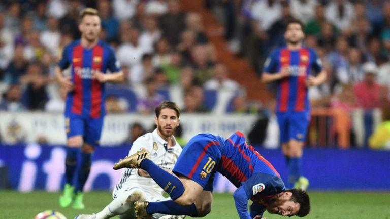 Бивш треньор на Реал възмутен от грубостите срещу Меси