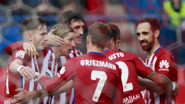 Атлетико (Мадрид) - Селта 2:0
