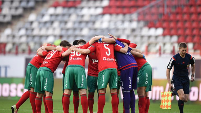 Зенит - Локомотив (Mосква) 1:1