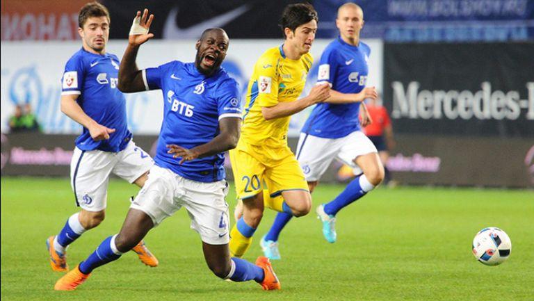 Кубан - Динамо (Москва) 1:0