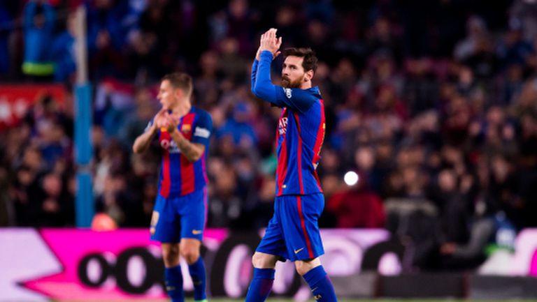 Меси е искал фланелката само на един футболист, той е от Реал Мадрид