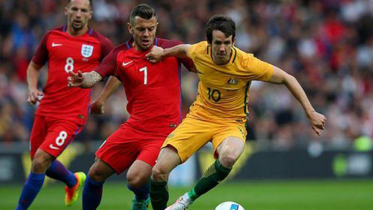 Англия - Австралия 2:1
