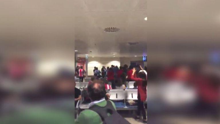 Фенове на Атлетико и Реал се сбиха преди финалния сблъсък в Шампионска лига
