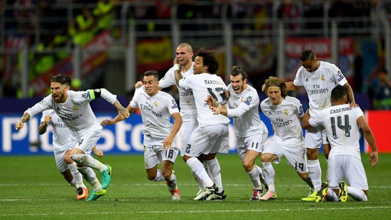 Реал (Мадрид) - Атлетико (Мадрид) 1:1 (5:3 след дузпи)