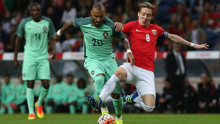 Португалия - Норвегия 3:0