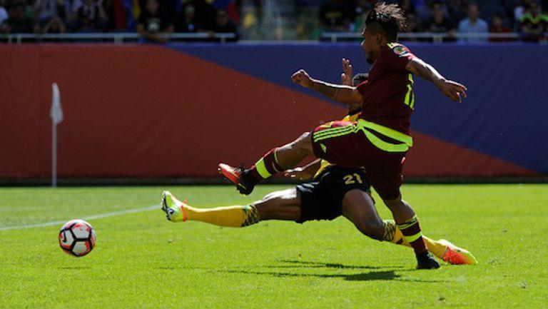 Ямайка - Венецуела 0:1