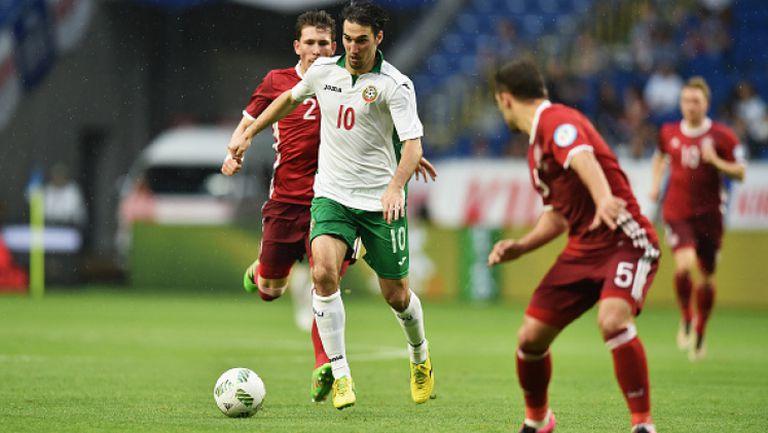 Дания - България 4:0