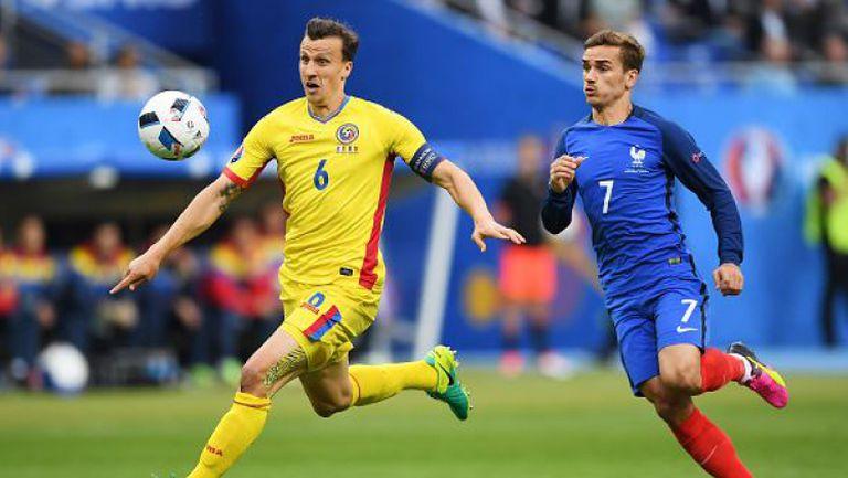Франция - Румъния 2:1