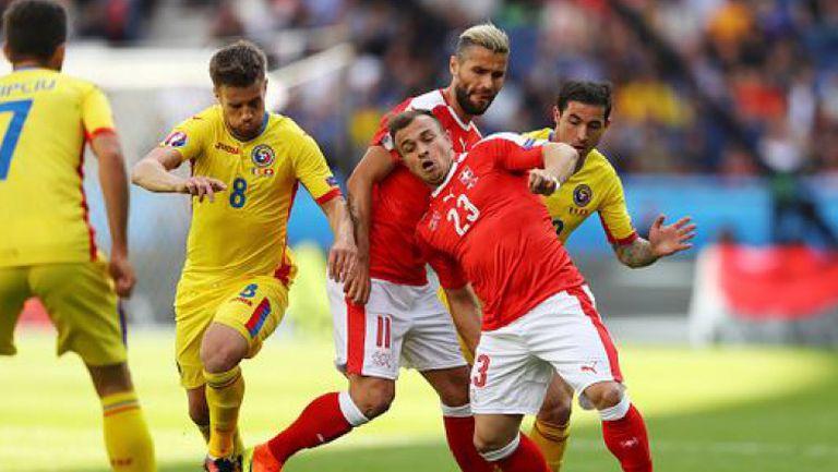 Румъния - Швейцария 1:1