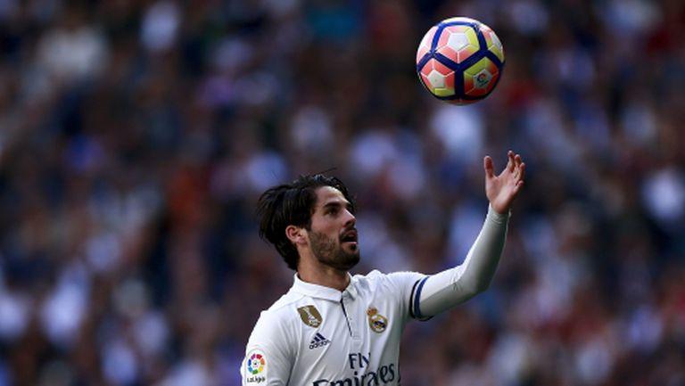 Иско ще промени схемата на Реал Мадрид