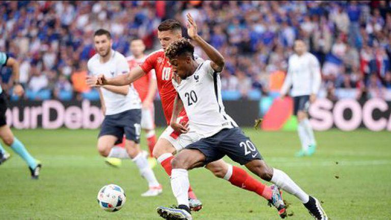 Швейцария - Франция 0:0