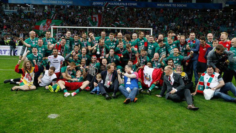 Локо (М) спечели Купата на Русия, Хичо се размина с исторически трофей (видео)