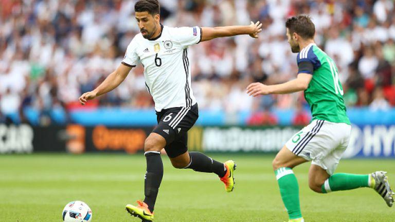 Северна Ирландия - Германия 0:1