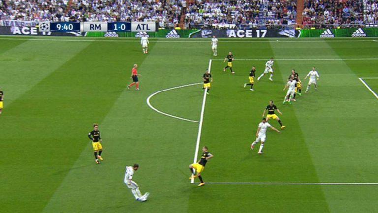 Имаше ли засада при първия гол на Кристиано? Вижте съдийското мнение