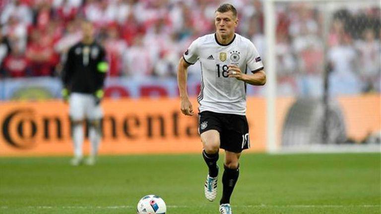 Германия - Италия 1:1 (6:5 след дузпи)