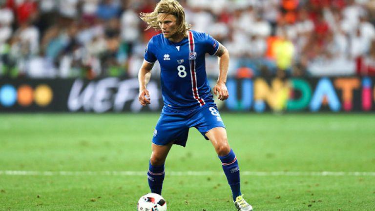 Франция - Исландия 5:2