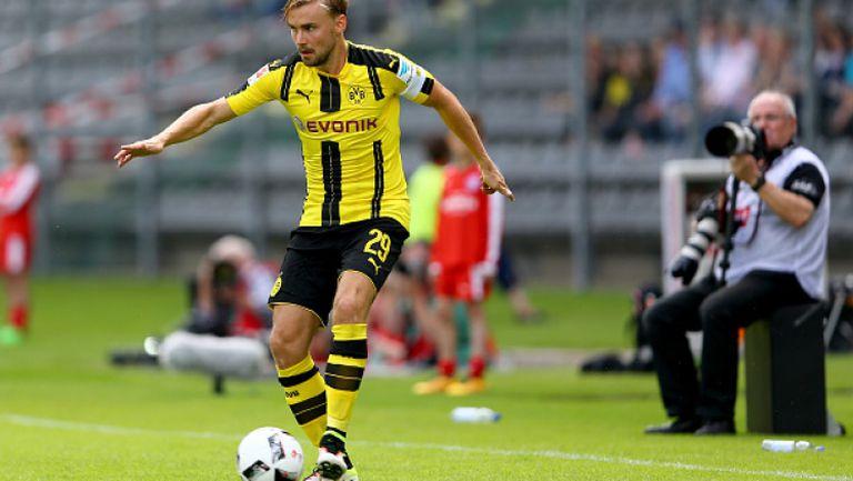 Вуперталер ШФ - Борусия (Дортмунд) 0:2